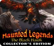 Feature screenshot game Haunted Legends: The Black Hawk Collector's Edition