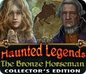 Feature screenshot game Haunted Legends: The Bronze Horseman Collector's Edition