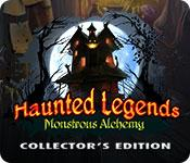 Feature screenshot game Haunted Legends: Monstrous Alchemy Collector's Edition