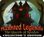 Feature screenshot game Haunted Legends: The Queen of Spades Collector's Edition