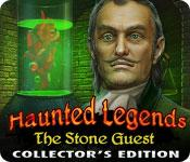 Feature screenshot game Haunted Legends: The Stone Guest Collector's Edition