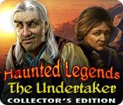 Feature screenshot game Haunted Legends: The Undertaker Collector's Edition