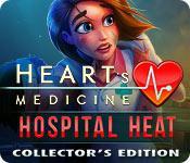Feature screenshot game Heart's Medicine: Hospital Heat Collector's Edition