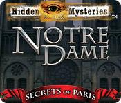 Feature screenshot game Hidden Mysteries: Notre Dame - Secrets of Paris