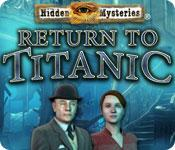 Feature screenshot game Hidden Mysteries: Return to Titanic