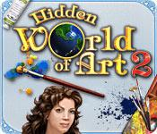 Feature screenshot game Hidden World of Art 2: Undercover Art Agent