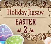 Feature screenshot game Holiday Jigsaw Easter 2