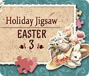 Feature screenshot game Holiday Jigsaw Easter 3