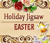 Feature screenshot game Holiday Jigsaw Easter