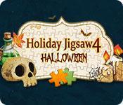 Feature screenshot game Holiday Jigsaw Halloween 4
