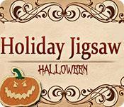 Feature screenshot game Holiday Jigsaw: Halloween