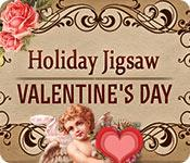 Feature screenshot game Holiday Jigsaw Valentine's Day