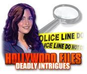Feature screenshot game Hollywood Files: Deadly Intrigues