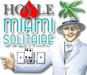 Hoyle Miami Solitaire game play