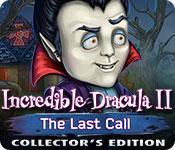 Feature screenshot game Incredible Dracula: The Last Call Collector's Edition