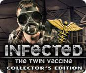 Feature screenshot game Infected: The Twin Vaccine Collector's Edition