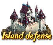 Feature screenshot game Island Defense