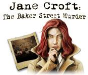 Feature screenshot game Jane Croft: The Baker Street Murder
