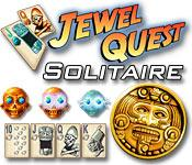 Jewel Quest Solitaire game play