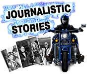 Feature screenshot game Journalistic Stories