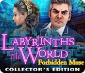 Feature screenshot game Labyrinths of the World: Forbidden Muse Collector's Edition