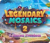 Legendary Mosaics 2: The Stolen Freedom game play