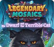 Feature screenshot game Legendary Mosaics: The Dwarf and the Terrible Cat