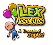 Feature screenshot game Lex Venture: A Crossword Caper