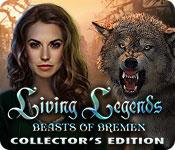 Feature screenshot game Living Legends: Beasts of Bremen Collector's Edition