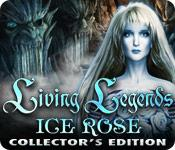 Feature screenshot game Living Legends: Ice Rose Collector's Edition