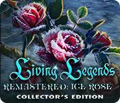Feature screenshot game Living Legends Remastered: Ice Rose Collector's Edition