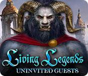 Feature screenshot game Living Legends: Uninvited Guests