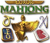 Feature screenshot game Luxor Mahjong