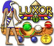 Luxor game play
