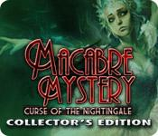 Feature screenshot game Macabre Mysteries: Curse of the Nightingale Collector's Edition