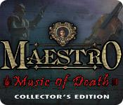Feature screenshot game Maestro: Music of Death Collector's Edition