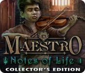 Feature screenshot game Maestro: Notes of Life Collector's Edition