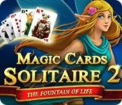 Feature screenshot game Magic Cards Solitaire 2: The Fountain of Life
