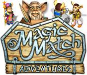 Feature screenshot game Magic Match Adventures