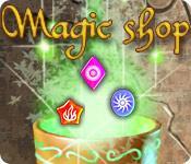 Feature screenshot game Magic Shop