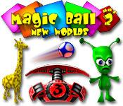Magic Ball 2 New Worlds game play