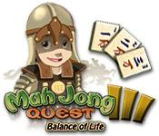 Feature screenshot game Mah Jong Quest III: Balance of Life