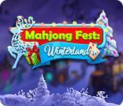 Mahjong Fest: Winterland game play
