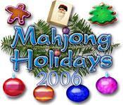Mahjong Holidays 2006 game play