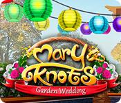 Feature screenshot game Mary Knots: Garden Wedding