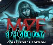 Maze: Sinister Play Collector's Edition game play