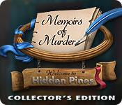 Preview image Memoirs of Murder: Welcome to Hidden Pines Collector's Edition game