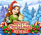 Feature screenshot game Merry Christmas: Deck the Halls