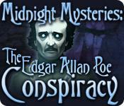 Feature screenshot game Midnight Mysteries: The Edgar Allan Poe Conspiracy