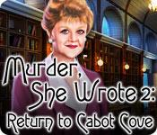 Feature screenshot game Murder, She Wrote 2: Return to Cabot Cove